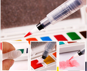 Marie's™ Watercolor-To-Go Complete Kits - Almost Artist