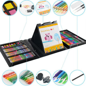 Basic Art Set for Kids - 132 Pieces/set - Almost Artist