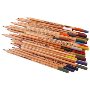 LYRA™ Rembrandt Polycolor Pencils - Set of 24/36/72 - Almost Artist