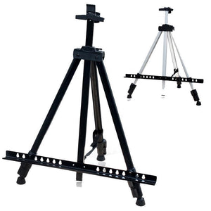 Aluminum Alloy Foldable Easel - For Painting & Sketching - Almost Artist