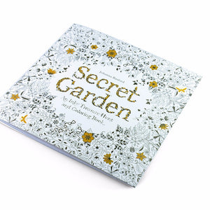 Coloring Book - Secret Garden - Almost Artist
