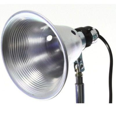 "5-1/2"" 75 Watt Reflector Lamp for attaching to SnakeClamp brand flexible gooseneck tube arm"