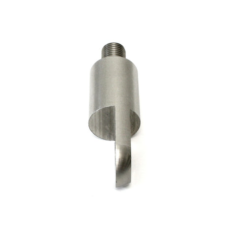 90 Degree Angle Adapter type 303 stainless steel