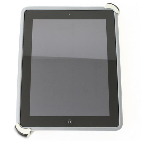 Extra Large Adjustable Tablet PC Mount shown with iPad in Smartcase