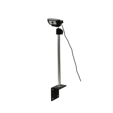 nakeClamp Rigid Arm Webcam Stand with Angle Mount