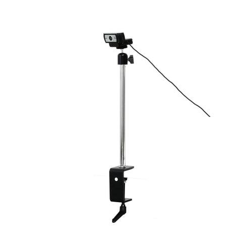 SnakeClamp Rigid Arm Webcam Stand with Megaclamp