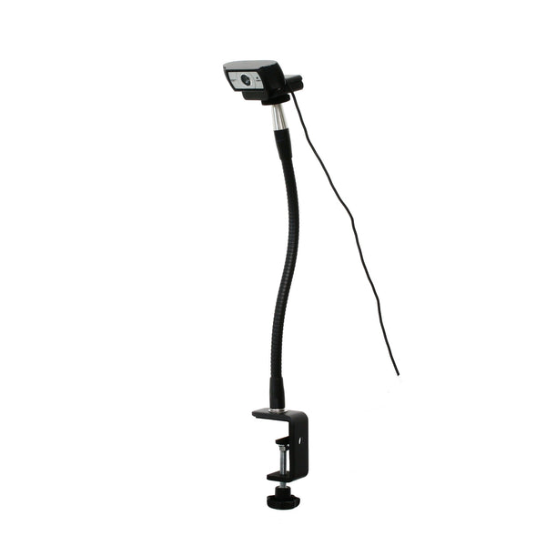 "SnakeClamp 13"" Flexible Arm Webcam Stand with Table Clamp"