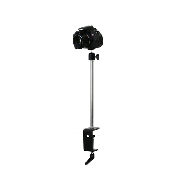 SnakeClamp Rigid Arm Camera Stand with Megaclamp