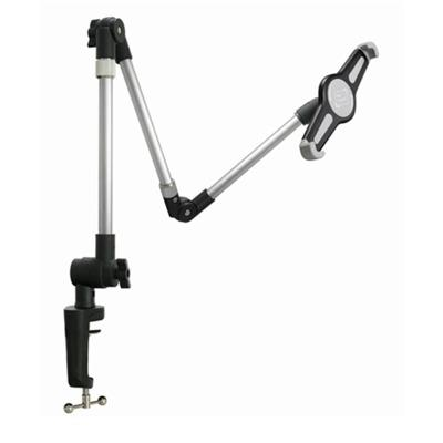Cobra Clamp iPad Tablet stand holder with 3 articulating rigid arms