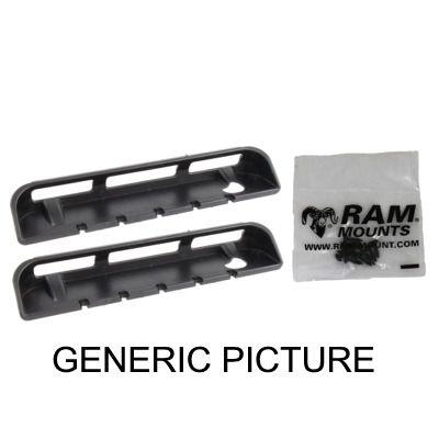 "Ram-Mount Cup Ends for iPad 1/2/3/4 up to 1.12"" deep"