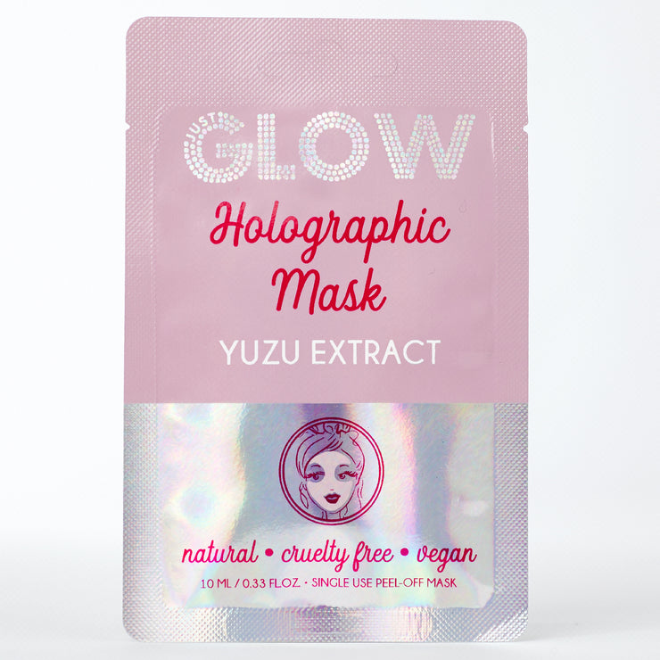 HOLOGRAPHIC MASK: YUZU EXTRACT