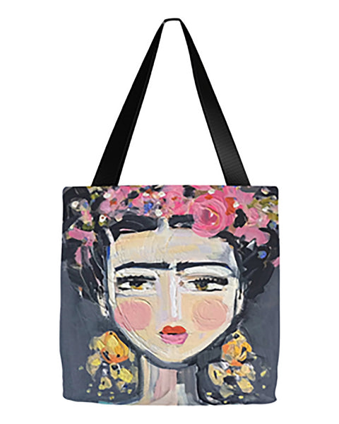 Fine Frida Tote Bag