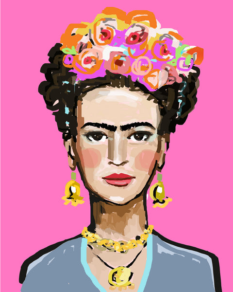 Copy of Frida Pink