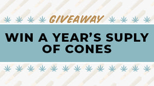 Year's Supply Cone Giveaway