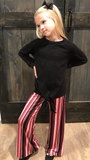 Groovy Striped Pants