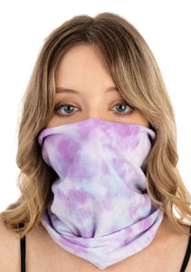 Tie-Dye Mask/Headband/Neck Gaiter