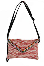 Load image into Gallery viewer, Aztec Clutch Bag