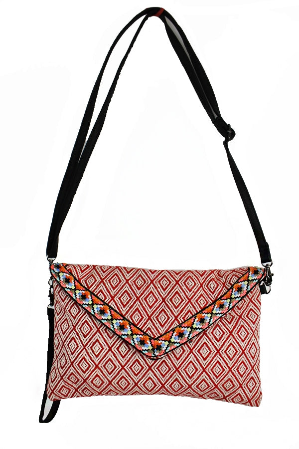 Aztec Clutch Bag