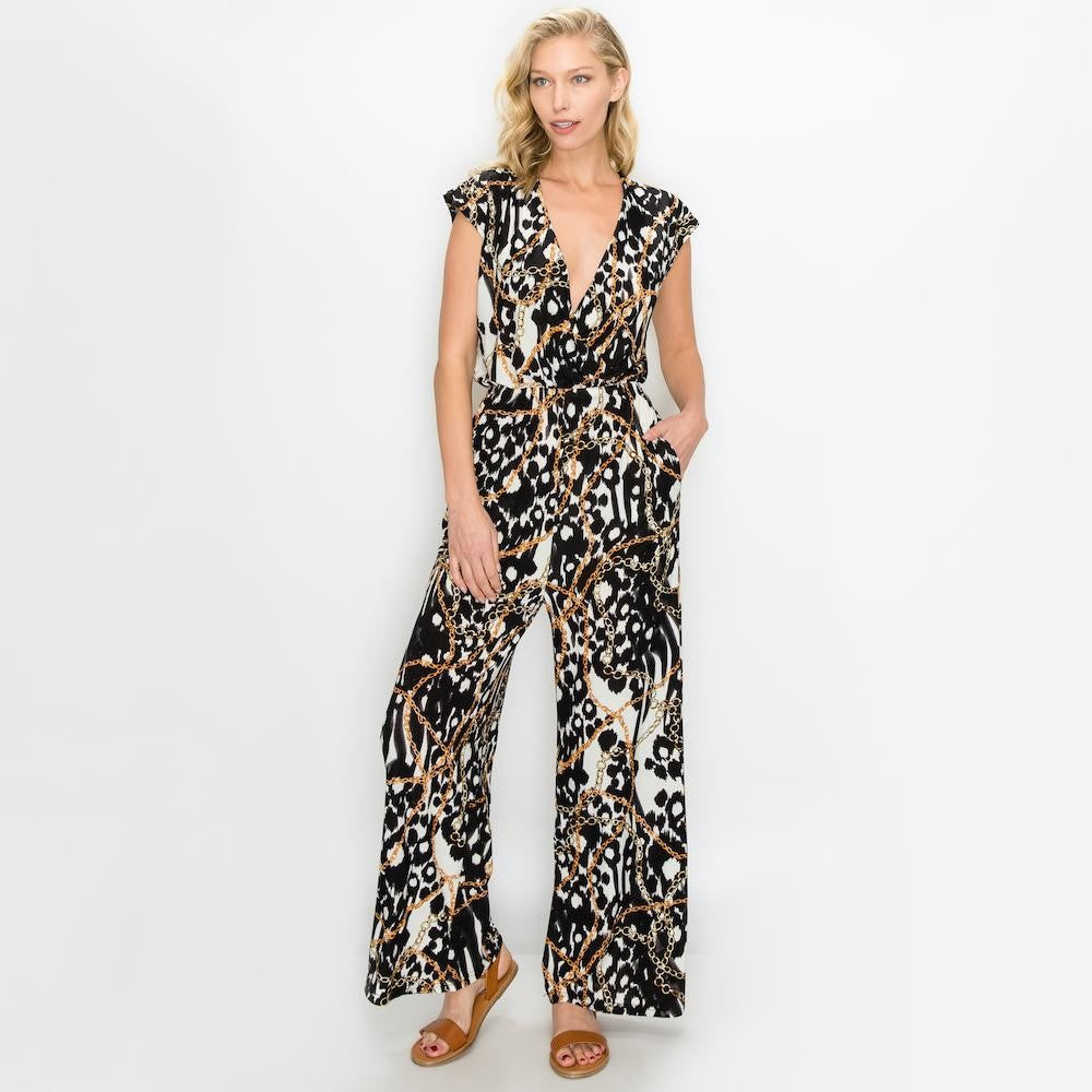 Long Jumpsuit with pockets