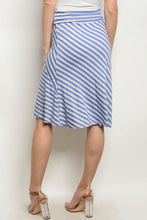 Load image into Gallery viewer, Striped Midi Skirt