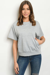 Melody Gray Top