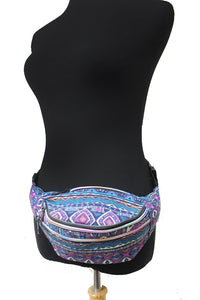Aztec Tribal Fanny Pack