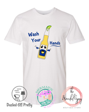 Load image into Gallery viewer, Wash Your Hands T-shirt
