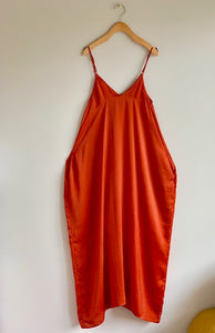 Almost Naked Slip Dress
