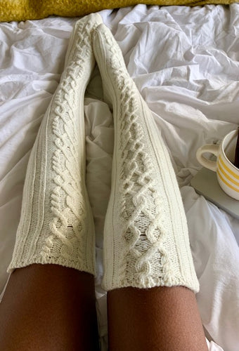 Mile Hi Cozy Socks