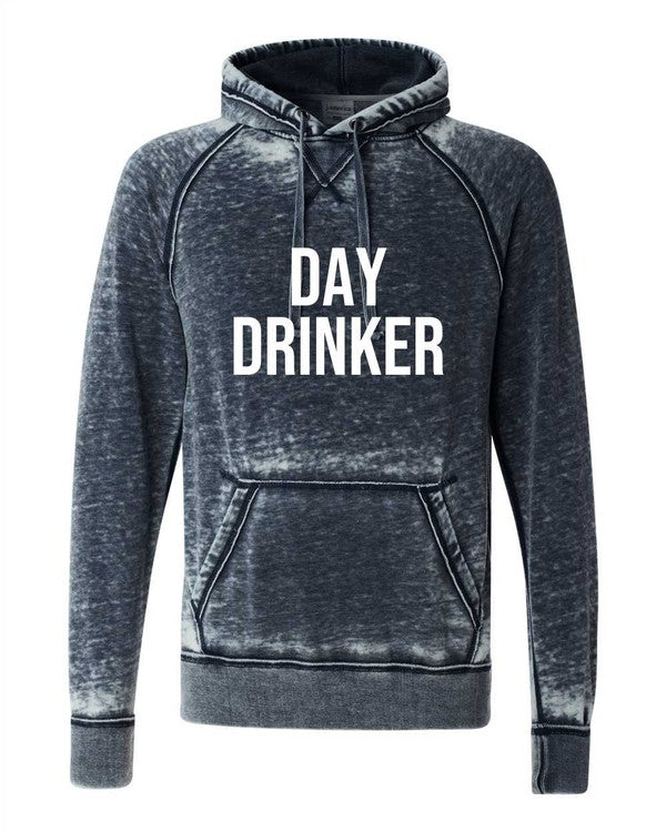 Day Drinker Graphic Hoodie