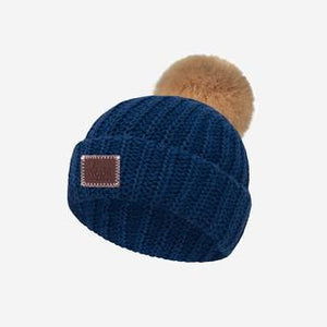 Love Your Melon Baby Pom Beanie
