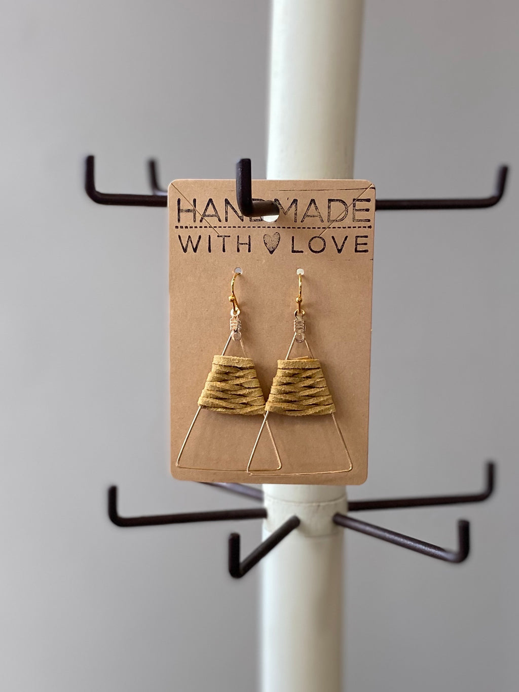 Triangle Delight Earrings