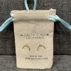 Salty Cali Earring Options
