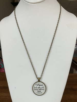 NLH (Never Lose Hope) Necklace