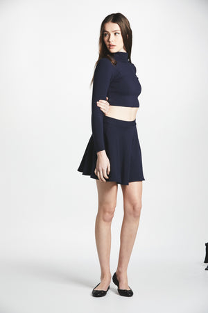 Navy Manara Two Piece