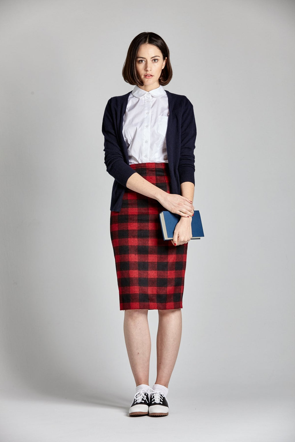 Audrey Horne Pencil Skirt