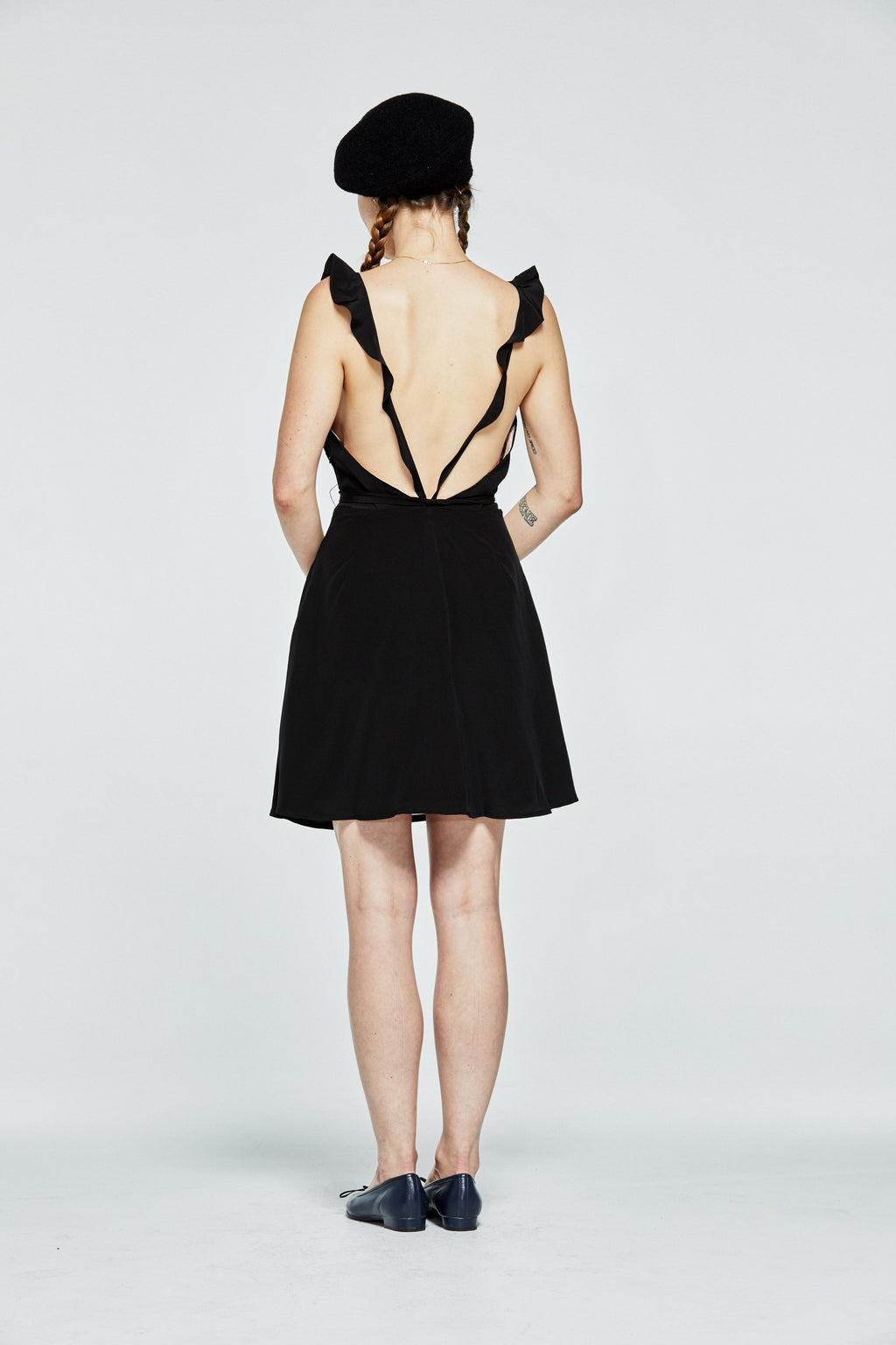 Black Cerisiere Dress
