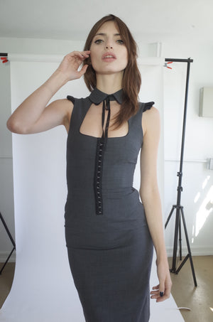 Hot Teacher Dress - L'école Des Femmes