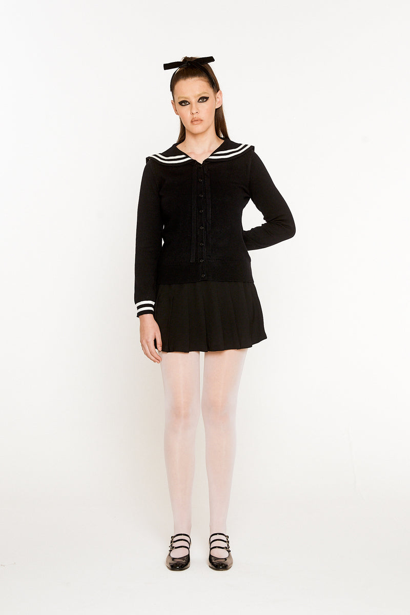 The Sailor Cardigan