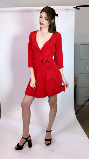 Little Red Dress 2.0 - L'école Des Femmes