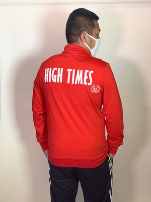 Tracksuit Jacket (Red)