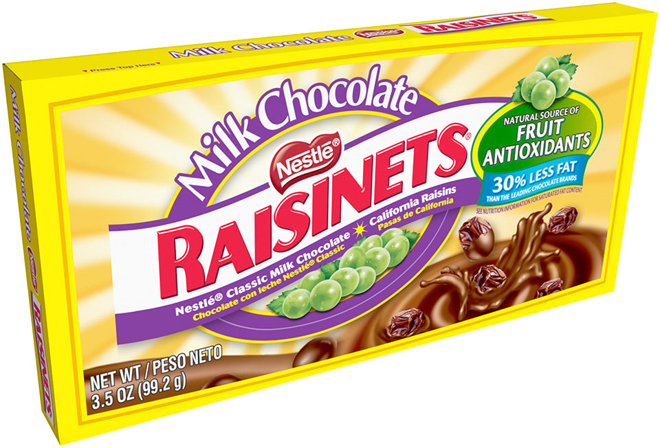 THEATRE BOX RAISINETS