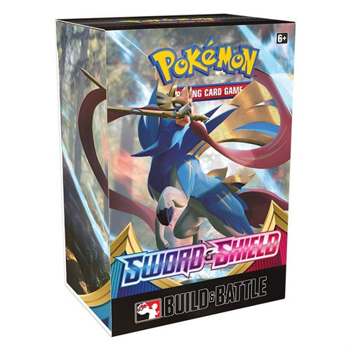 Pokemon Sword & Shield Build & Battle Box