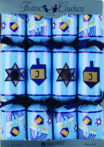 Hanukkah  Crackers