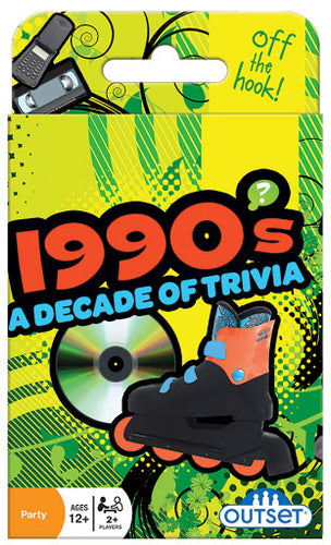 1990s Decade of Trivia