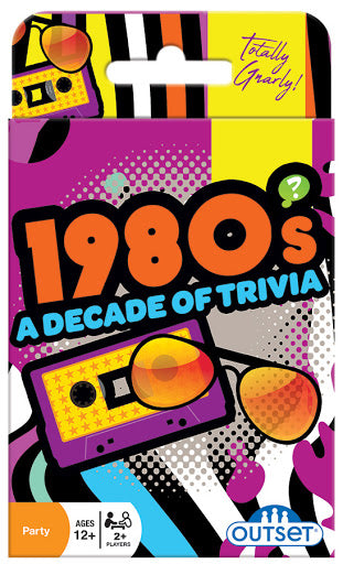 1980's Decade of Trivia