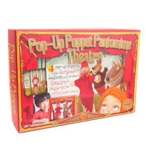 POP-UP PUPPET PANTOMIME