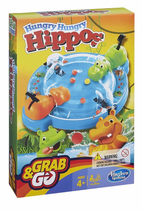 Grab and Go Hungry Hippos