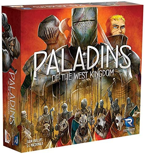 Paladins of the West Kingdom Game Sweet Thrills Toronto