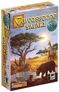 Carcassonne Safari Game Sweet Thrills Toronto